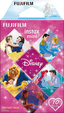 FUJIFILM x DISNEY - Instax Mini Film - Disney Princess