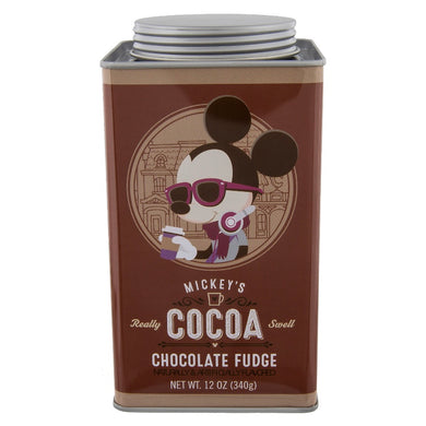 DISNEY PARKS - Mickey's Really Swell Cocoa - Chocolate Fudge