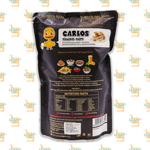 Load image into Gallery viewer, CARLOS -  Salted Egg Fishskin Chips (100g)