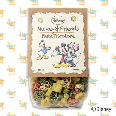 NAKATO DALLA COSTA - Disney Character Pasta Mickey and Friends (200g) x 3 Bags