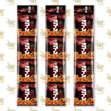 KOIKEYA - SUCORN Corn Snack - Addictive BBQ (16g x 4 packs) x 3 Bags