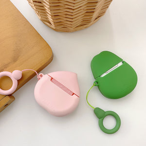 MINI CASE - AirPods Protector Case - Peaches (AirPods 1/2)