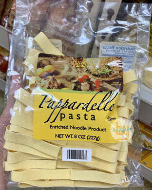 TRADER JOE'S - Pappardelle Pasta