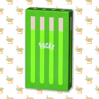 GLICO POCKY - Gift Pocky - Matcha Against The Forest (29.3g) x 6 Boxes