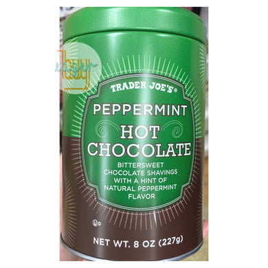 TRADER JOE'S - Peppermint Hot Chocolate (Seasonal Exclusive)