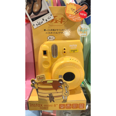 FUJIFILM - Food Series - instax mini 8+ - Honey (Japan Version)