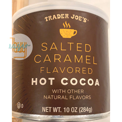 TRADER JOE'S - Salted Caramel Hot Cocoa