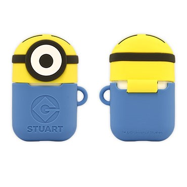 GOURMANDISE x MINION - AirPods Protector Case - Minion Stuart (AirPods 1/2)