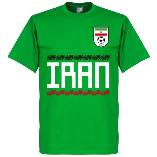 Iran Sardar 20 Team T-Shirt - Green