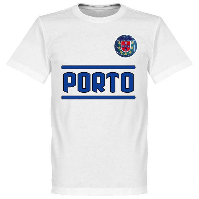 Porto Herrera 16 Team T-Shirt - White