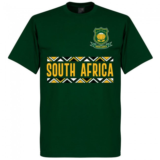South Africa Rugby Team Kolisi 6 T-shirt - Bottle Green