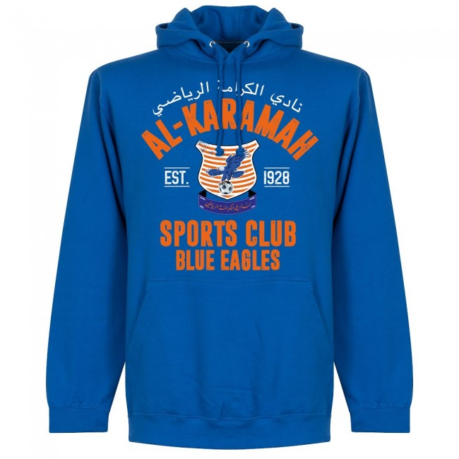 Al-Karamah Established Hoodie - Royal - Terrace Gear