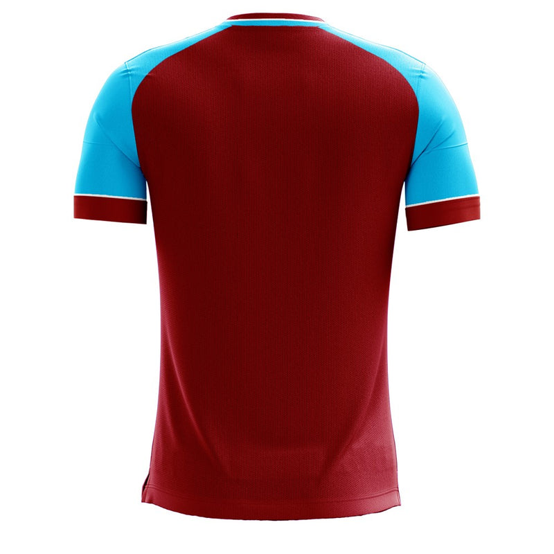 Villa 2020-2021 Home Concept Football Kit (Libero) - Terrace Gear