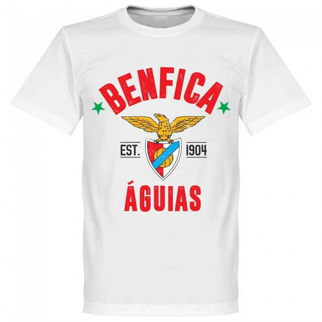 Benfica Established T-Shirt - White