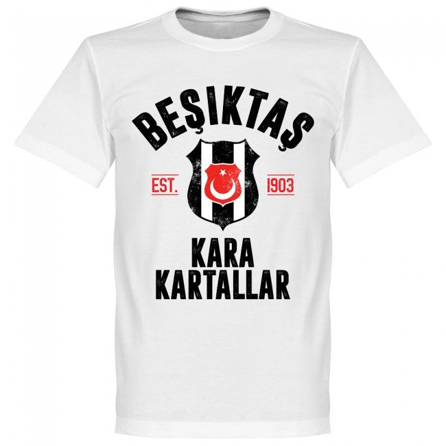 Besiktas Established T-Shirt - White