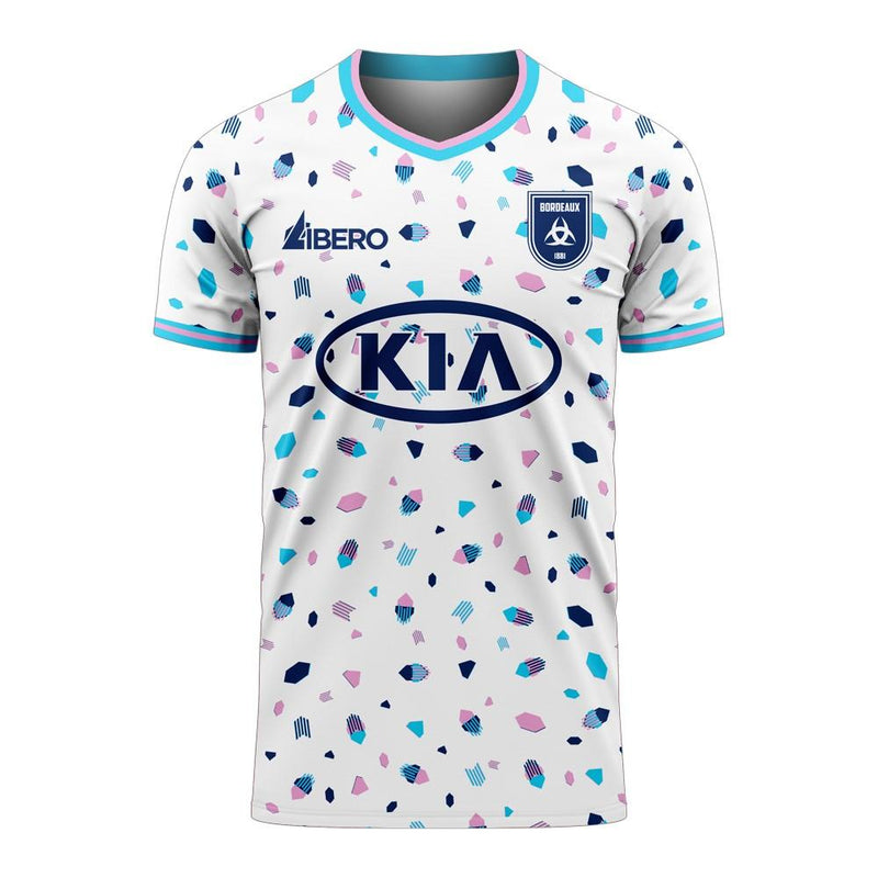 Bordeaux 2020-2021 Away Concept Football Kit (Libero) - Womens