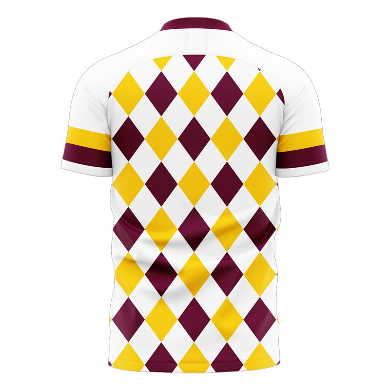 Bradford 2020-2021 Away Concept Football Kit (Libero) - Terrace Gear