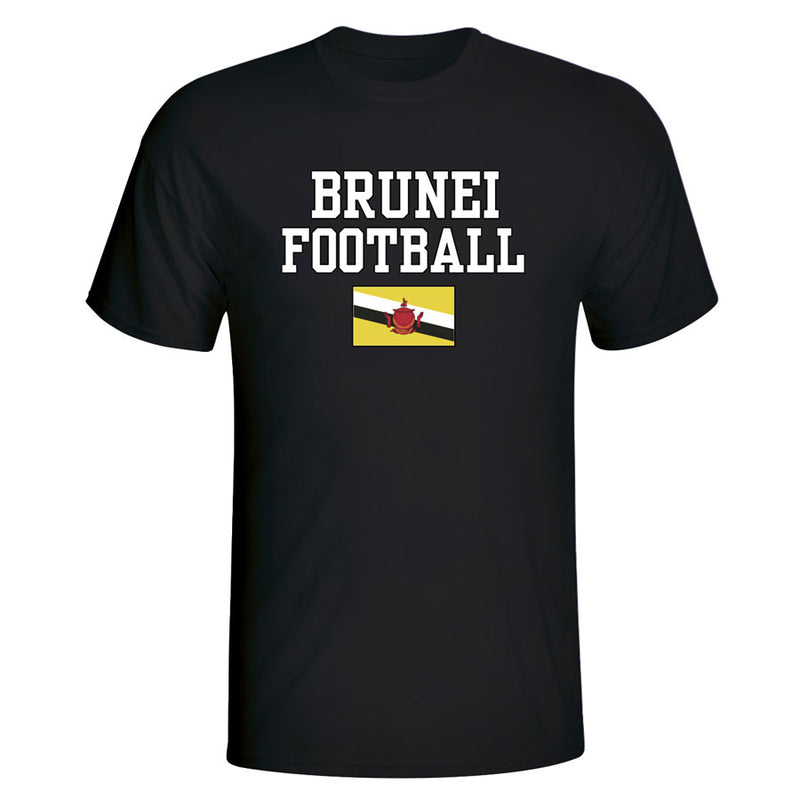 Brunei Football T-Shirt - Black