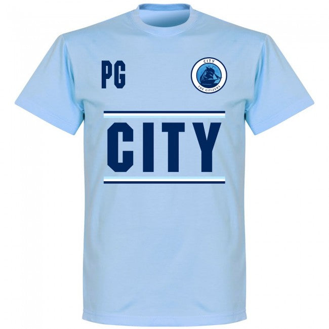 City Team PG T-Shirt - Sky