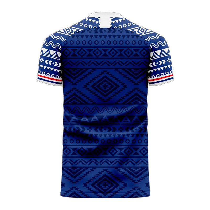 Cruz Azul 2020-2021 Home Concept Football Kit (Libero) - Adult Long Sleeve
