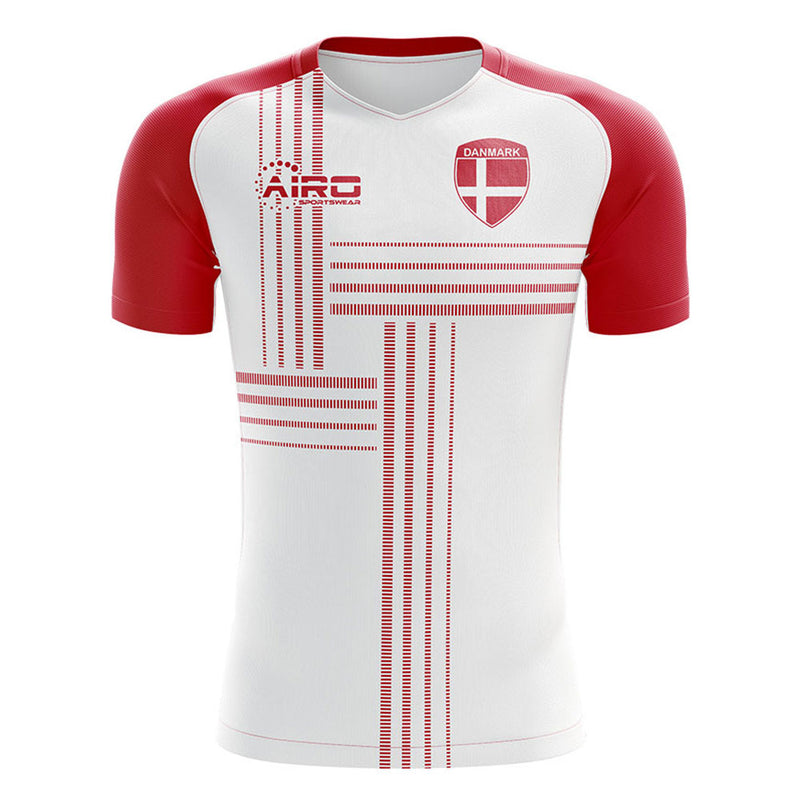 Denmark 2020-2021 Away Concept Football Kit (Airo) - Terrace Gear