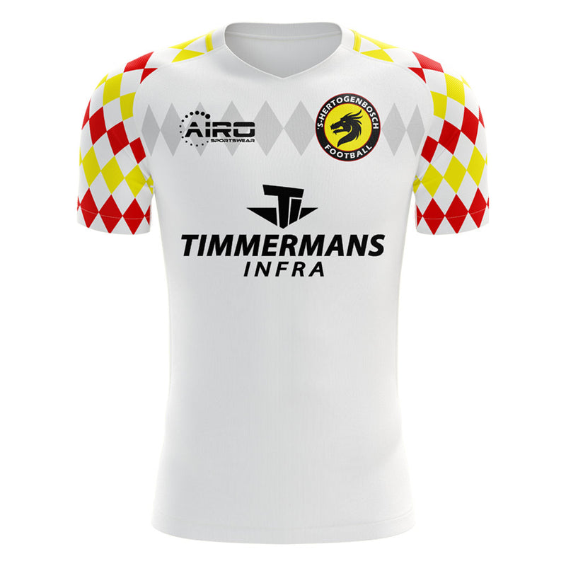 Den Bosch 2020-2021 Carnaval Concept Football Kit (Airo) - Terrace Gear