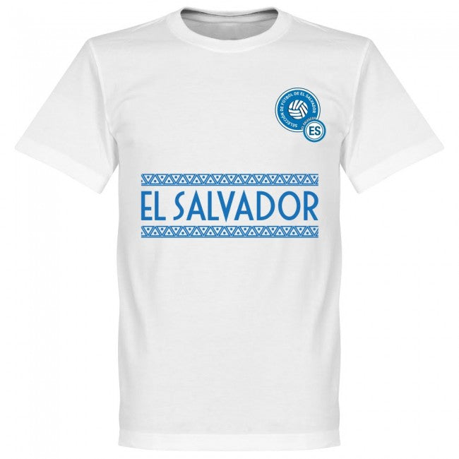 El Salvador Team T-Shirt - White