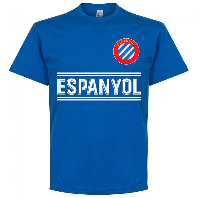 Espanyol Team T-Shirt - Royal