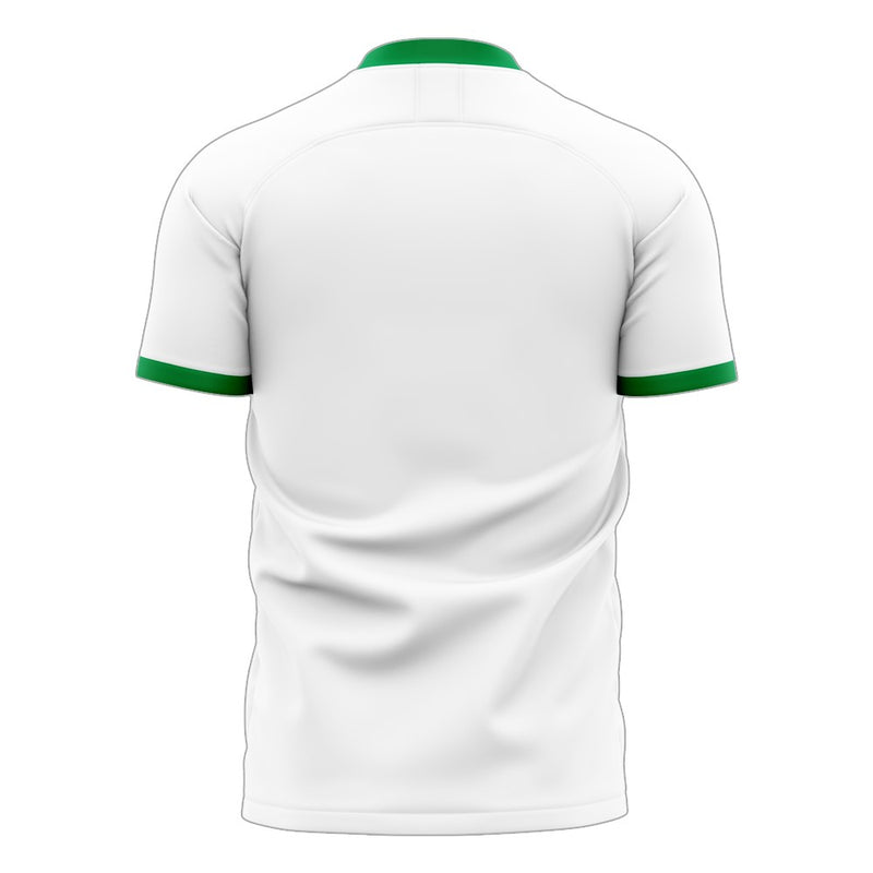 Extremadura UD 2020-2021 Away Concept Football Kit (Libero) - Terrace Gear