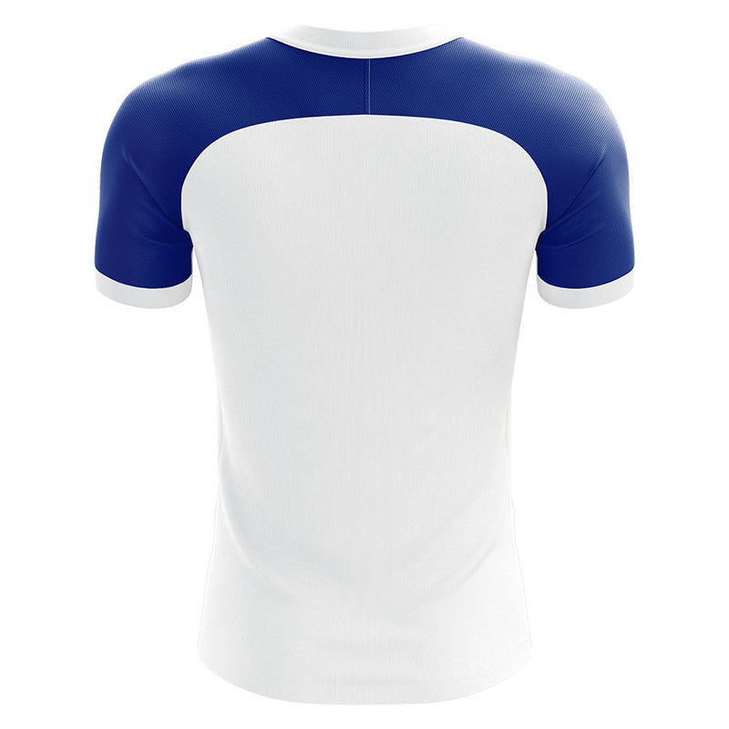 Finland 2020-2021 Home Concept Football Kit (Airo) - Terrace Gear