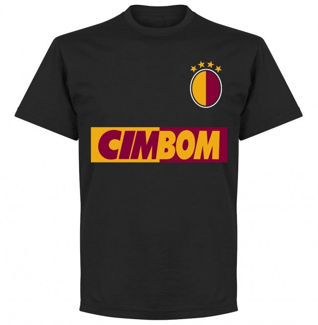 Galatasaray Team T-Shirt - Black