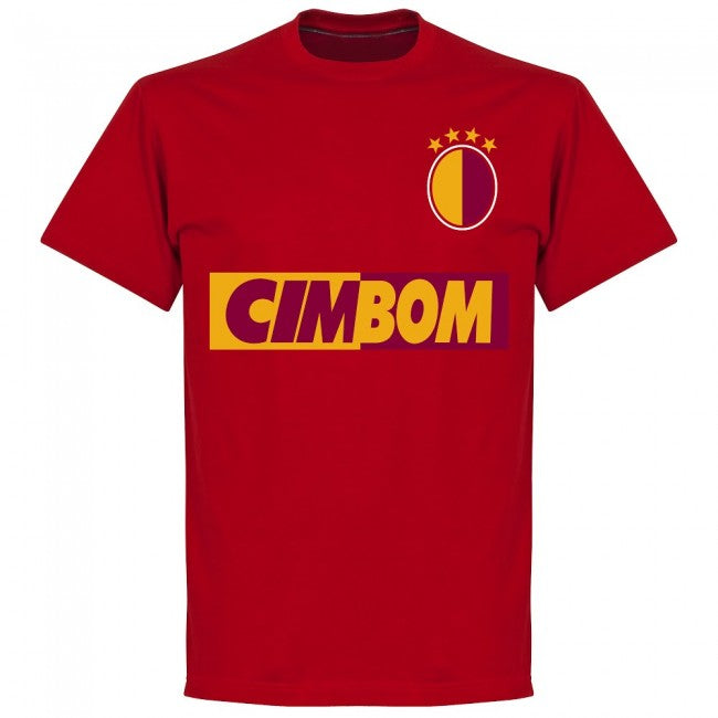 Galatasaray Team T-Shirt - Tango Red
