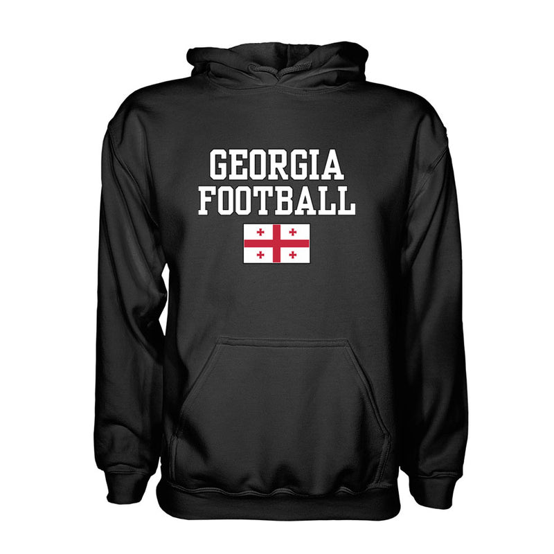 Georgia Football Hoodie - Black