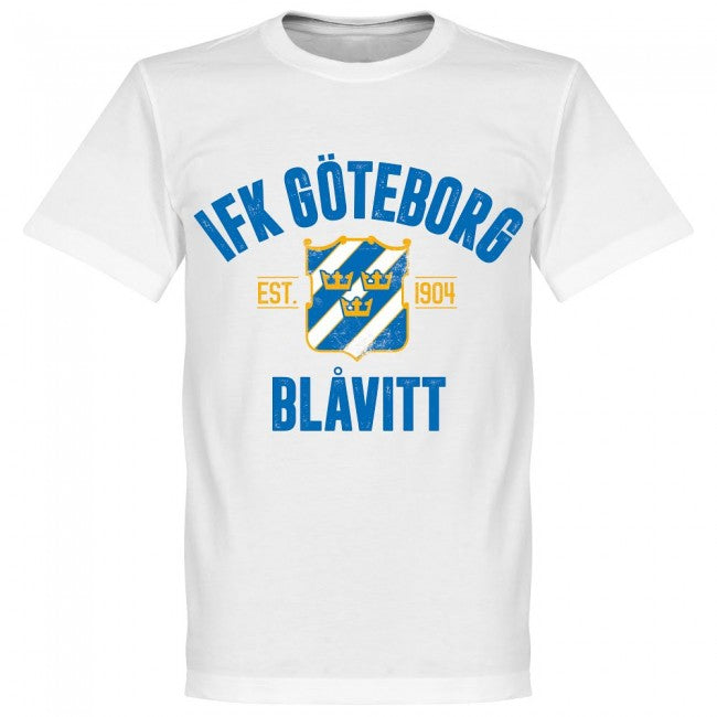 Gothenburg Established T-Shirt - White