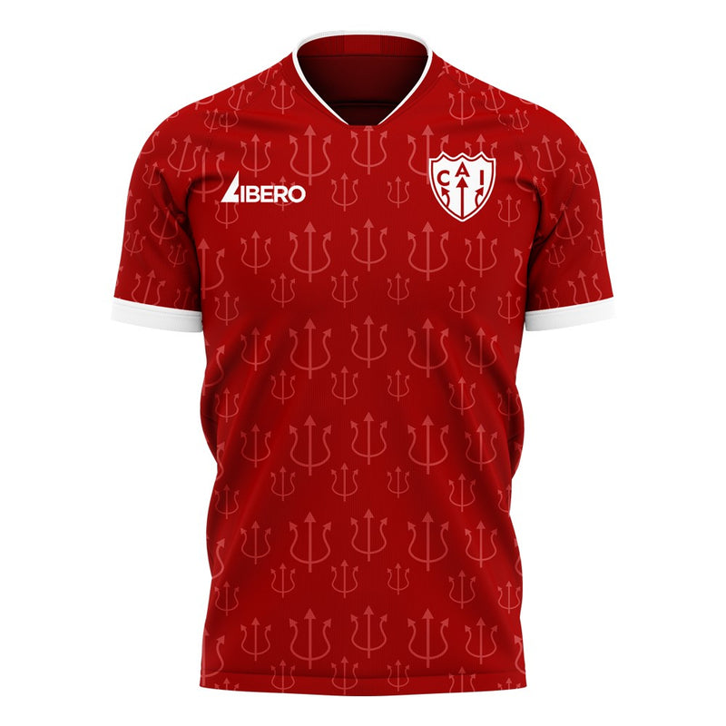 Independiente 2020-2021 Home Concept Football Kit (Libero) - Terrace Gear