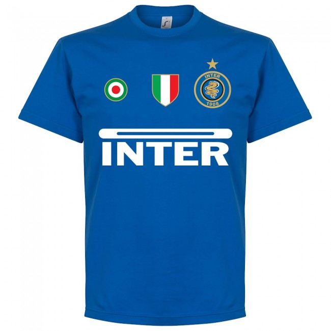Inter Team T-Shirt - Royal