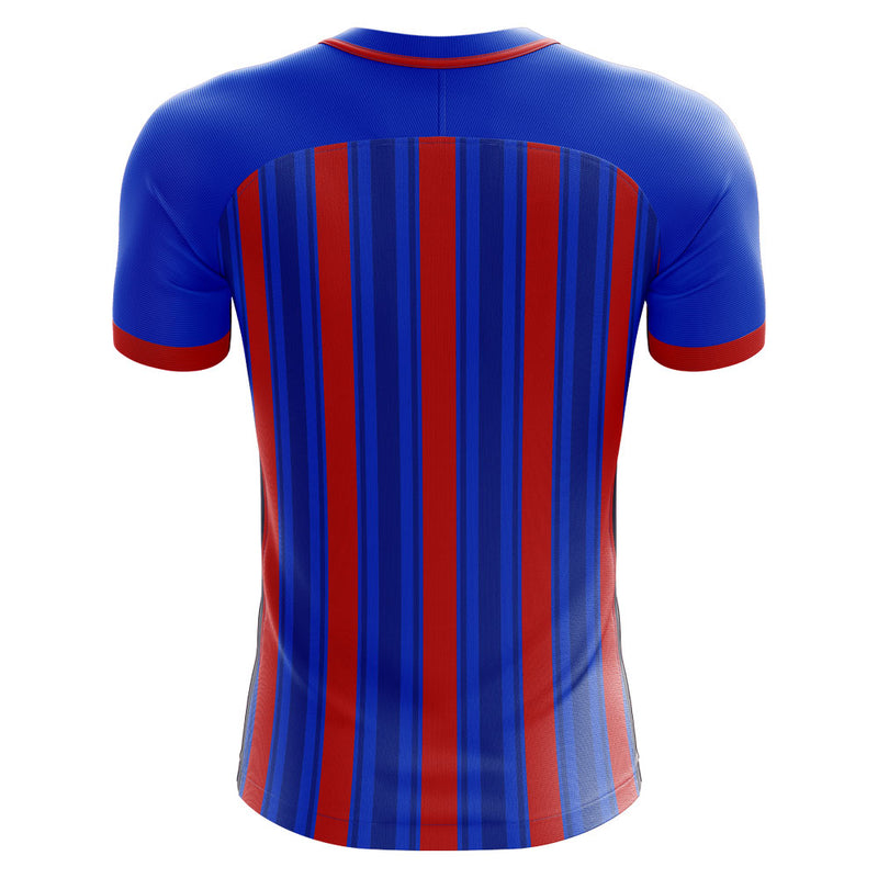 Inverness 2020-2021 Home Concept Football Kit - Terrace Gear