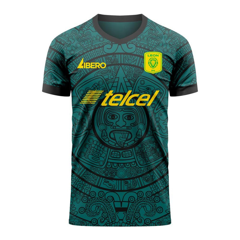 Club Leon 2020-2021 Home Concept Football Kit (Libero) - Baby