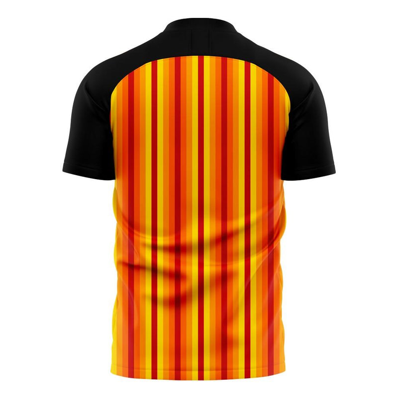 Mechelen 2020-2021 Home Concept Football Kit (Libero) - Kids (Long Sleeve)