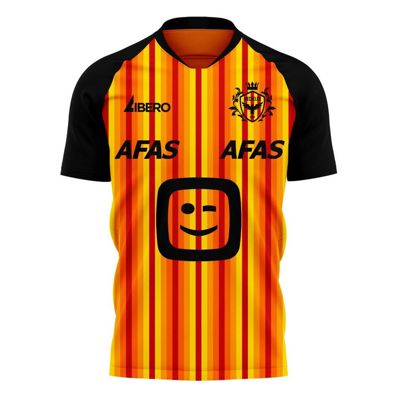 Mechelen 2020-2021 Home Concept Football Kit (Libero) - Little Boys