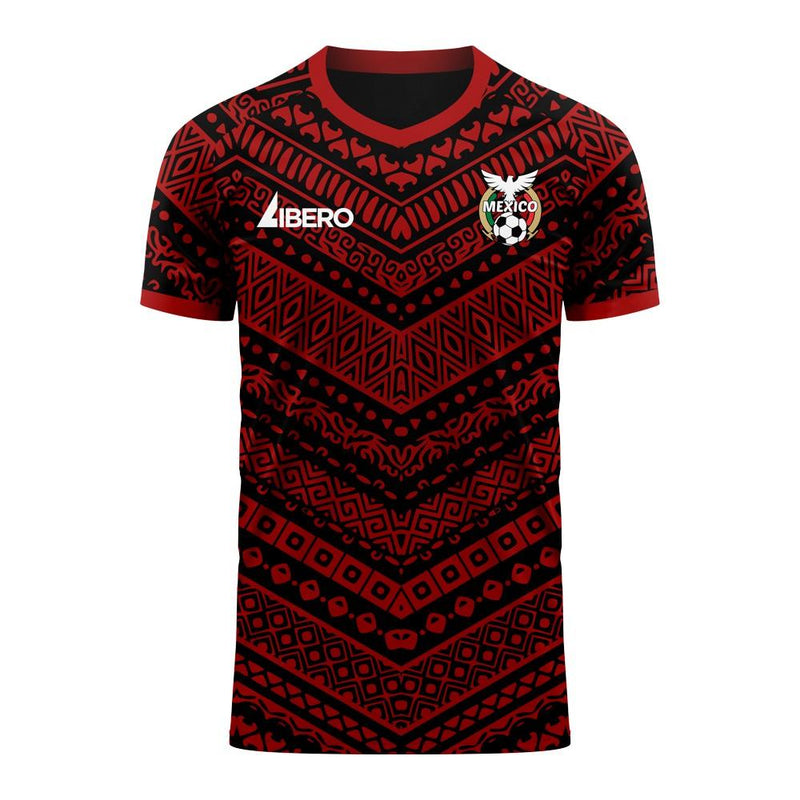 Mexico 2020-2021 Third Concept Football Kit (Libero) - Womens
