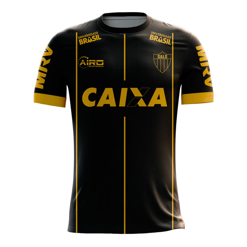 Atletico Mineiro 2020-2021 Away Concept Football Kit (Airo) - Terrace Gear