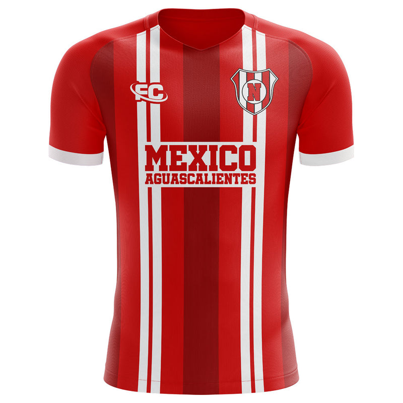 Necaxa 2020-2021 Home Concept Football Kit - Terrace Gear