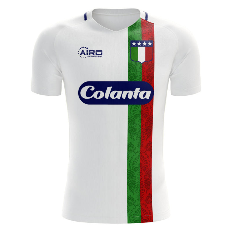 Once Caldas 2020-2021 Home Concept Football Kit (Airo) - Terrace Gear