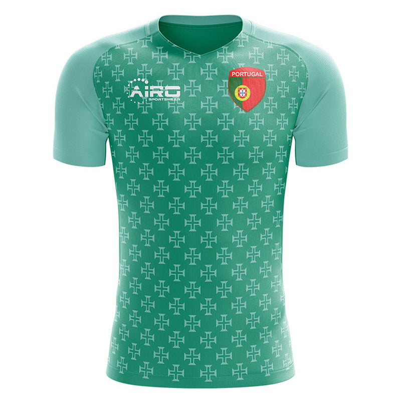 Portugal 2020-2021 Away Concept Football Kit (Airo) - Terrace Gear