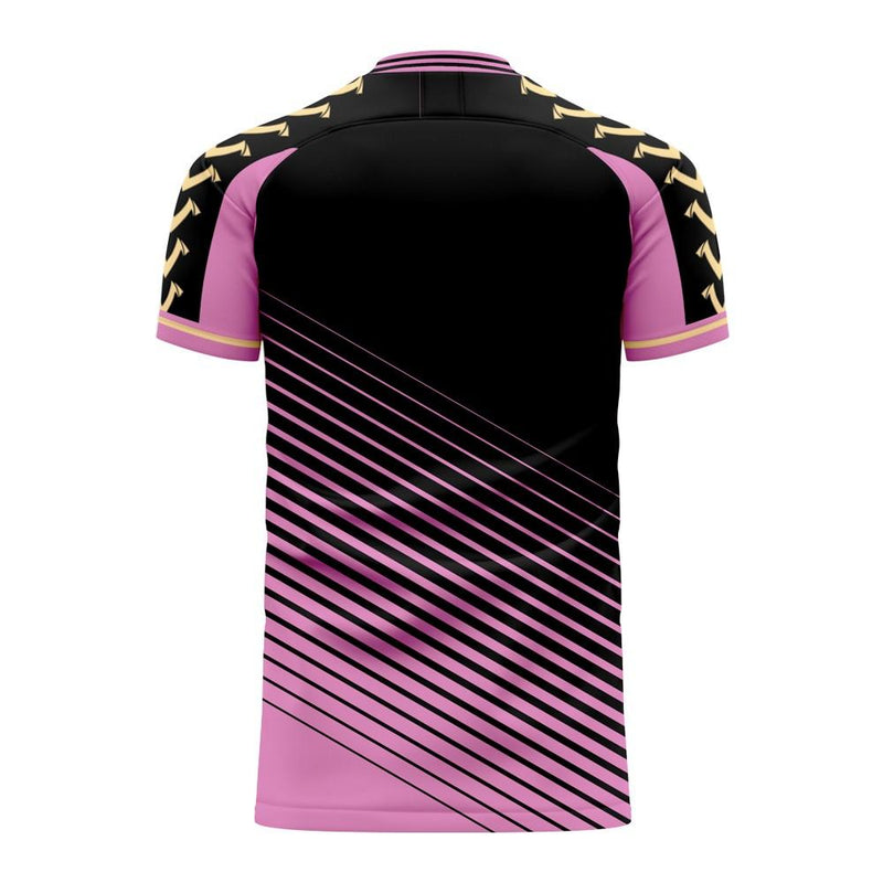 Palermo 2020-2021 Away Concept Football Kit (Viper) - Kids (Long Sleeve)