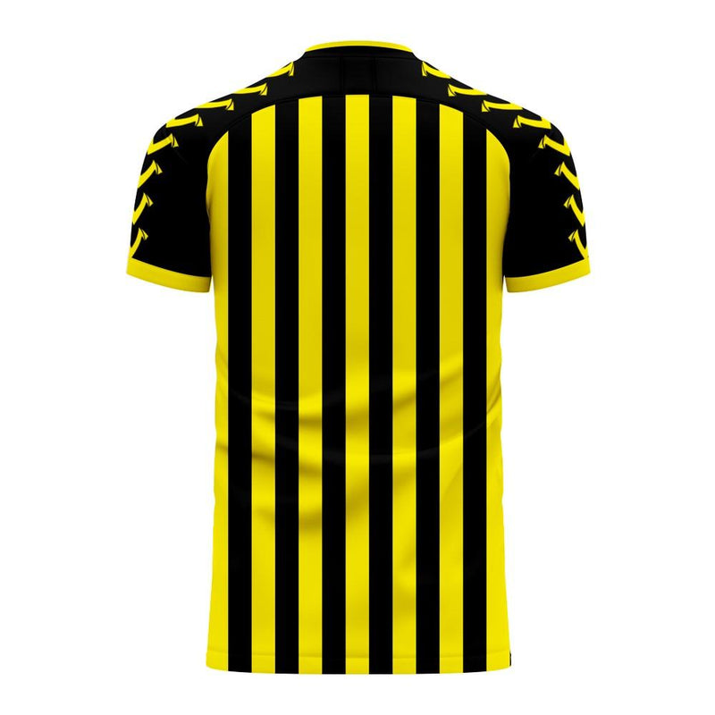 Penarol 2020-2021 Home Concept Football Kit (Viper) - Womens