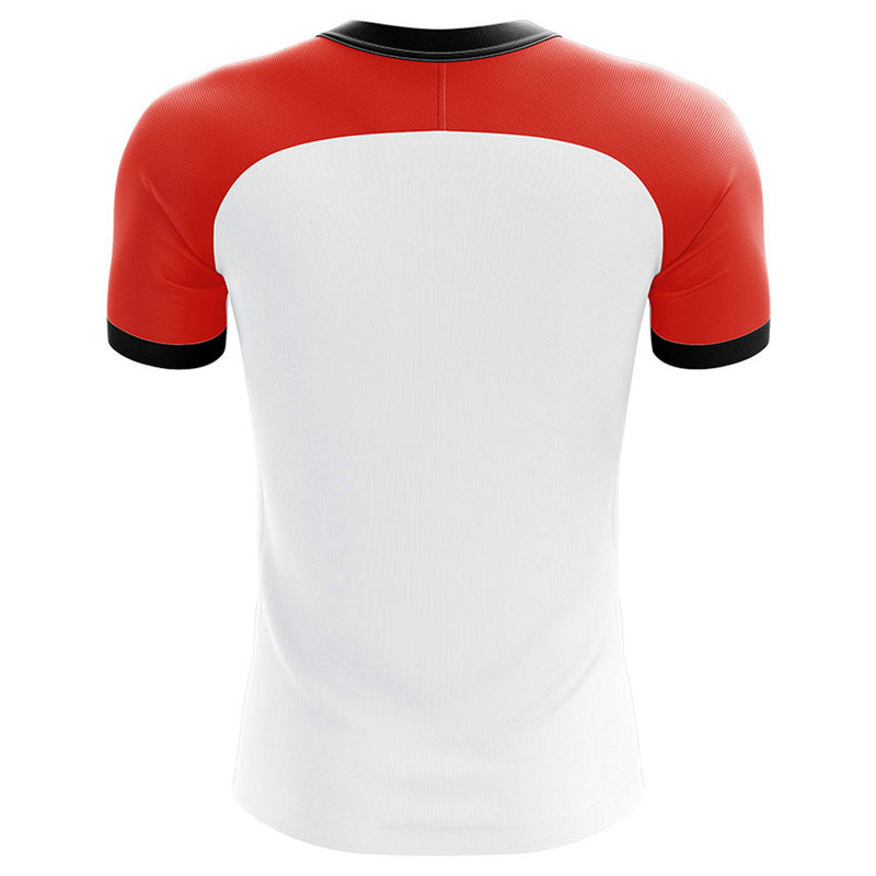 Rayo Vallecano 2020-2021 Home Concept Football Kit - Terrace Gear
