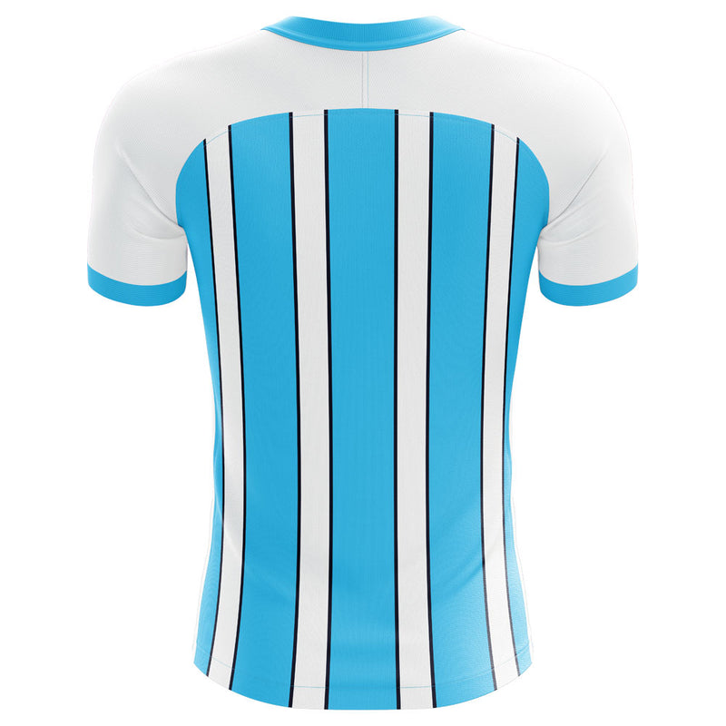 Racing Club 2020-2021 Home Concept Football Kit - Terrace Gear