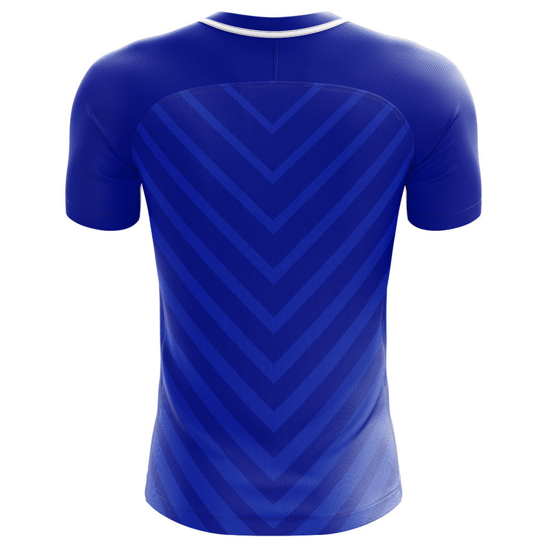 Sampdoria 2020-2021 Home Concept Football Kit - Terrace Gear